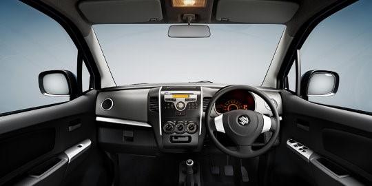 Gambar bagian dashboard mobil Suzuki Karimun 2018