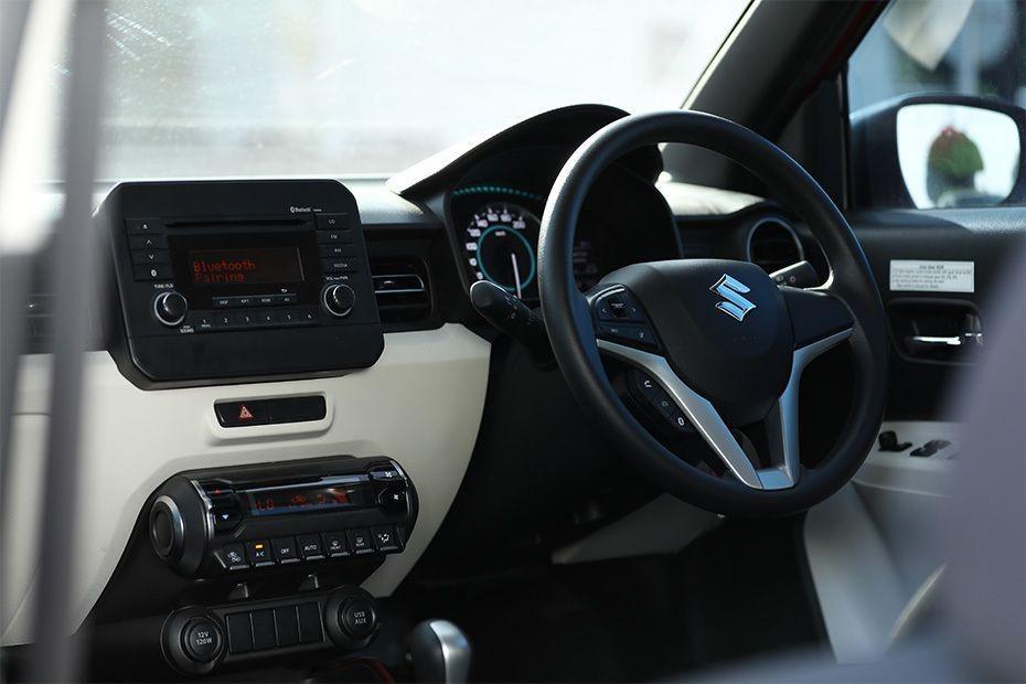 Gambar bagian interior mobil Suzuki Ignis 2018