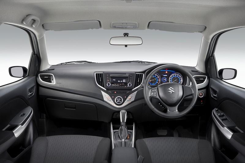 Gambar baagian dashboard mobil Suzuki Baleno 2018