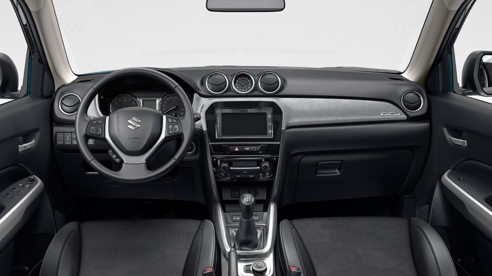 Gambar bagian dashboard mobil Suzuki Grand Vitara 2018