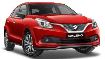Harga Suzuki Baleno April 2019