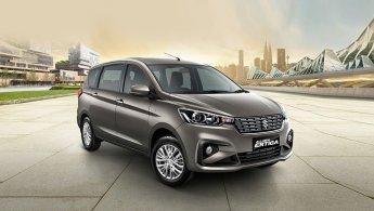 Harga Suzuki Ertiga Agustus 2020
