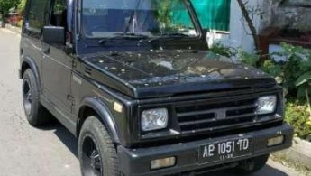 Jual Mobil Suzuki Katana 1990