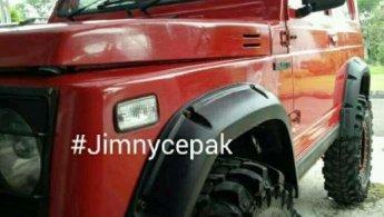 Jual Mobil Suzuki Jimny SJ410 1982