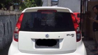 Suzuki Splash 2015