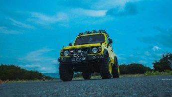 Suzuki Jimny SJ410 1992