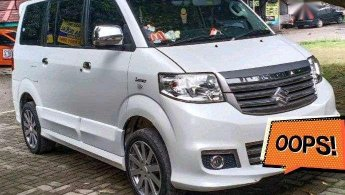 Suzuki APV Luxury 2015 Dijual