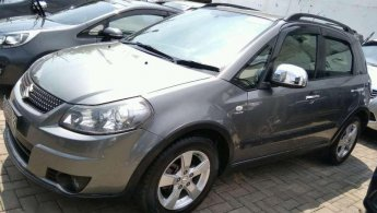 Suzuki SX4 Cross Over 2010