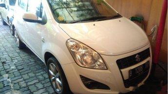 Suzuki Splash 2013 dijual