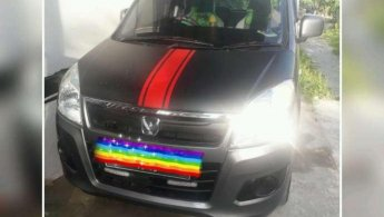Suzuki Karimun Wagon R GL 2014