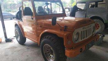 Jual Mobil Suzuki Jimny 1980
