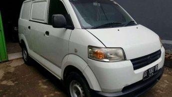 Suzuki APV Blind Van High 2013 dijual