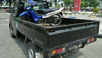 Jual Mobil Suzuki Mega Carry 2015