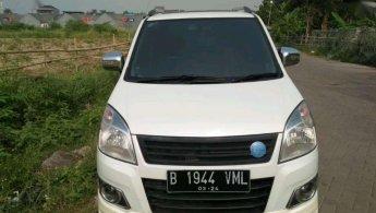 Jual mobil Suzuki Karimun Wagon R GX 2014 bekas murah