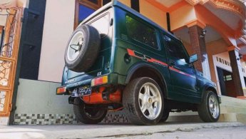 Jual Mobil Suzuki Katana 1989