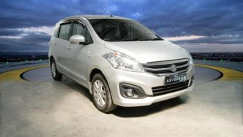 Dijual mobil bekas Suzuki Ertiga GL 2016, Jawa Timur