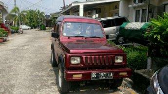 Jual mobil bekas murah Suzuki Katana GX 1987 di Sumatra Selatan