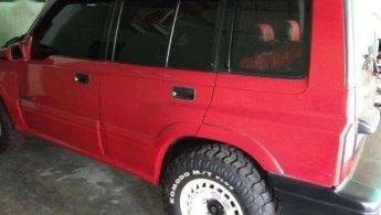 Mobil Suzuki Escudo 1990 dijual, Sumatra Utara