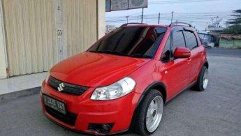 Mobil Suzuki SX4 X-Over 2007 dijual, Banten