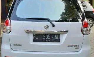 Mobil Suzuki Ertiga GX 2015 dijual, Banten