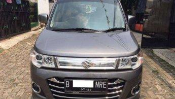 Jual mobil Suzuki Karimun Wagon R GS 2017 terbaik di Banten