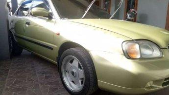 Jual mobil bekas murah Suzuki Baleno 1.5 2001 di Jawa Barat