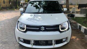 Jual mobil Suzuki Ignis GX 2017 terawat di Jawa Timur