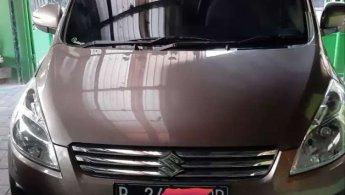 Jual cepat Suzuki Ertiga GL 2013 bekas di DKI Jakarta
