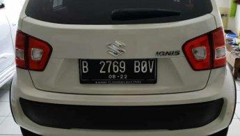 Mobil Suzuki Ignis GX 2017 dijual, Banten