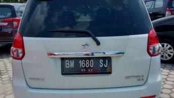 Mobil Suzuki Ertiga GX 2013 dijual, Riau