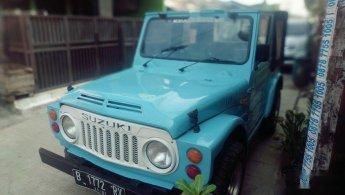 Jual mobil Suzuki Jimny 1.0 MT 1981 bekas di DKI Jakarta