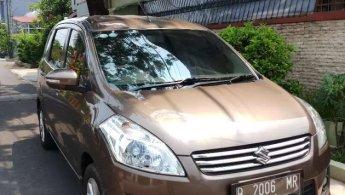 Jual cepat Suzuki Ertiga GX 2013 bekas di DKI Jakarta
