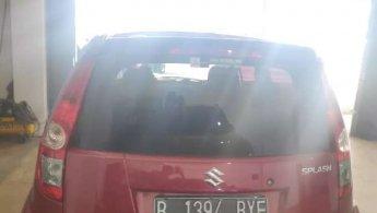 Mobil Suzuki Splash GL 2013 dijual, Jawa Barat