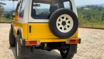 Suzuki Jimny Sierra 1983