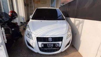 Jual mobil Suzuki Splash 1.2 NA 2014 dengan harga murah di Jawa Timur