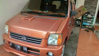 Jual mobil Suzuki Karimun GX 2005 bekas murah di Jawa Barat