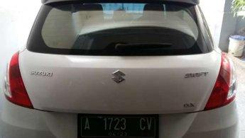 Jual mobil bekas Suzuki Swift GX 2012 murah di Banten