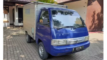 Suzuki Carry Pick Up 2007