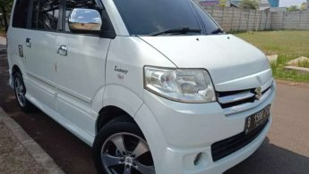 Mobil Suzuki APV Luxury 2012 dijual, Banten