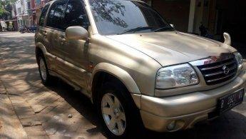 Jual mobil bekas murah Suzuki Escudo 2.0i 2003 di DKI Jakarta