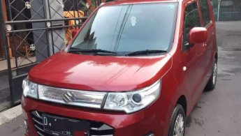 Dijual mobil bekas Suzuki Karimun Wagon R GS  2015, Jawa Barat