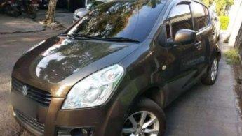 Jual mobil bekas murah Suzuki Splash GL 2012 di Jawa Timur