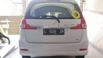 Dijual mobil bekas Suzuki Ertiga GL 2015, Jawa Timur