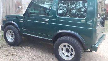 Suzuki Jimny SJ410 2000