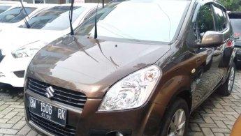 Dijual cepat mobil Suzuki Splash GL 2012, Riau