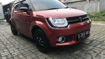 Dijual cepat mobil Suzuki Ignis GX 2018,  DKI Jakarta