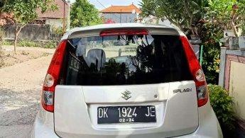 Jual mobil Suzuki Splash 1.2 NA 2014 terawat di Bali