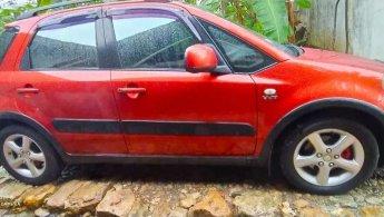 Jual mobil bekas murah Suzuki SX4X-Over 2008 di Yogyakarta D.I.Y