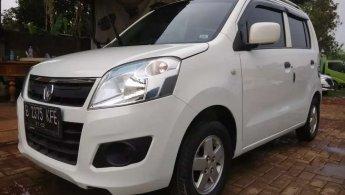 Dijual mobil bekas Suzuki Karimun Wagon R GL AGS 2016, Lampung