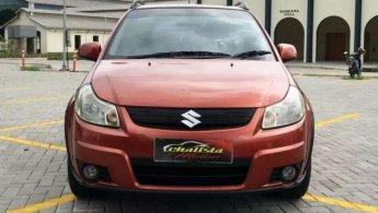 Jual mobil bekas murah Suzuki SX4 X-Over 2007 di Jawa Tengah